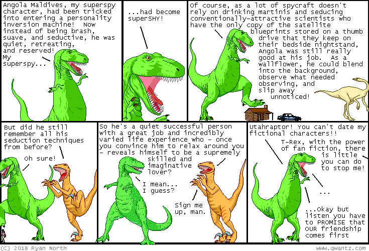 utahraptor has a type, and that type is: 2 good 4 reality